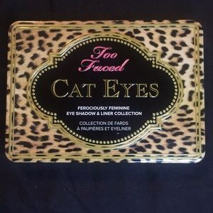 Too Faced Cat Eyes Eye Shadow and Liner Collection